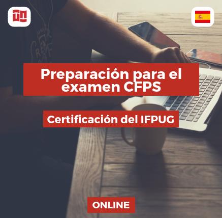 Course Image FPA: Preparación para la certificación CFPS