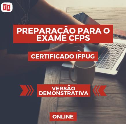 Course Image APF: Preparação para certificação CFPS (Demo)