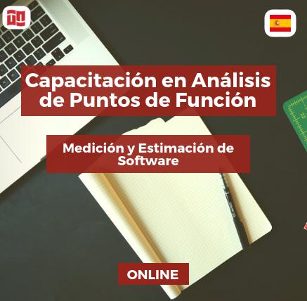 Course Image FPA: Capacitación en Medición y Estimación de Software