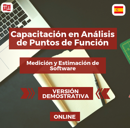 Course Image FPA: Capacitación en Medición y Estimación de Software (demo)